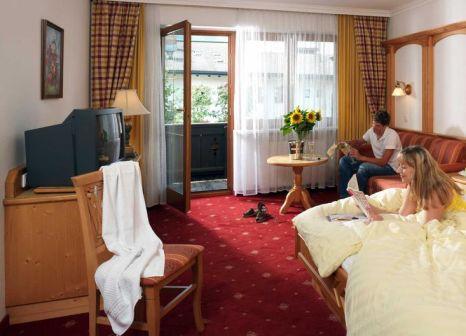 Hotelzimmer mit Tischtennis im Feldwebel
