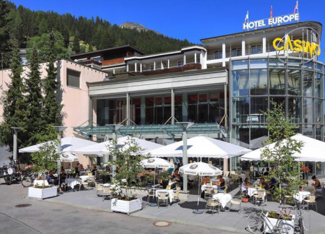 Hotel Europe günstig bei weg.de buchen - Bild von alltours