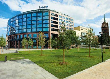 Hotel Radisson Blu Rostock günstig bei weg.de buchen - Bild von alltours