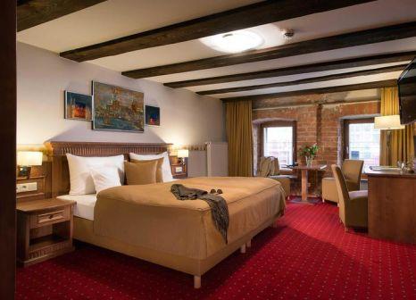 Hotelzimmer mit Segeln im Romantik Hotel Scheelehof