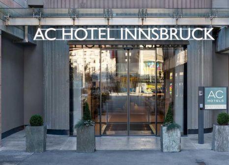 AC Hotel Innsbruck günstig bei weg.de buchen - Bild von alltours