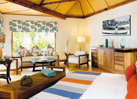 Hotelzimmer mit Tennis im Denis Private Island