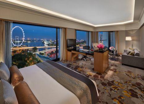 Hotelzimmer mit Fitness im Mandarin Oriental Singapore