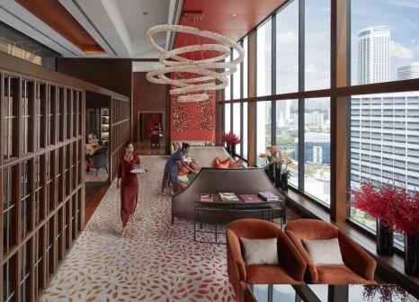 Hotelzimmer mit Golf im Mandarin Oriental Singapore