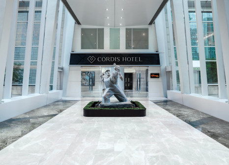 Hotel Cordis Hong Kong at Langham Place günstig bei weg.de buchen - Bild von TUI XTUI