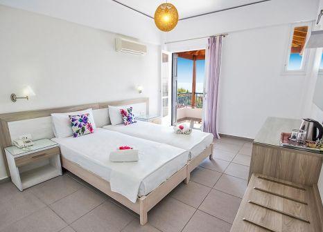 Hotelzimmer mit Spielplatz im Votsalakia Hotel