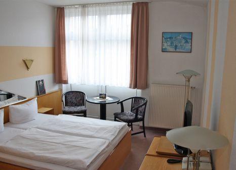 Hotelzimmer mit Restaurant im Poseidon