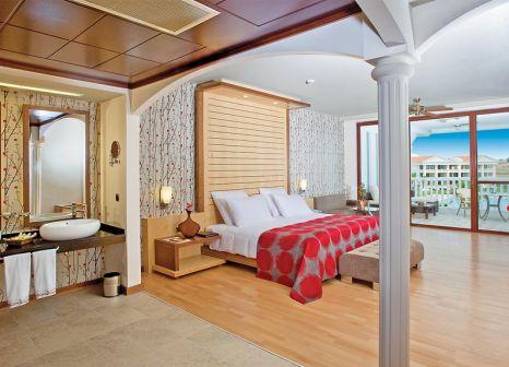 Hotelzimmer mit Tischtennis im Hotel Defne Kumul Suites