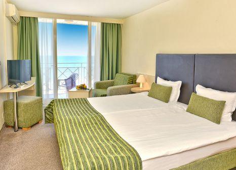 Hotelzimmer mit Volleyball im Hotel Mura