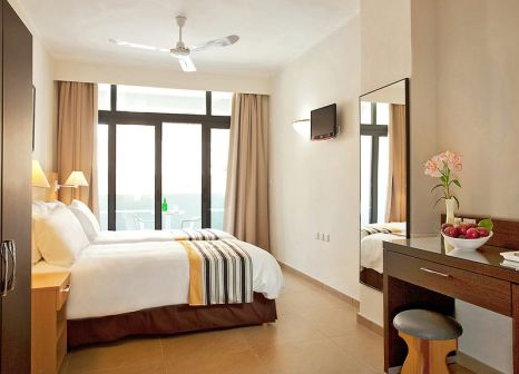 Hotelzimmer mit Minigolf im The Preluna Hotel