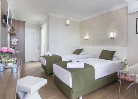 Hotelzimmer mit Volleyball im Alanya Büyük Hotel