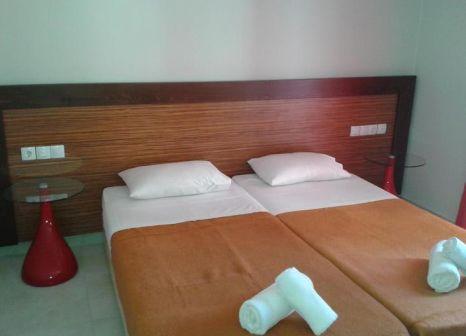 Hotelzimmer mit Mountainbike im Creta Verano