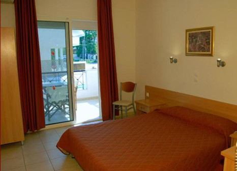 Hotelzimmer mit Segeln im Filia Hotel Thassos