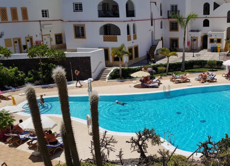 Hotel Pueblo Torviscas Holiday Apartments in Teneriffa - Bild von bye bye