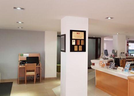Hotelzimmer mit Fitness im Pueblo Torviscas Holiday Apartments
