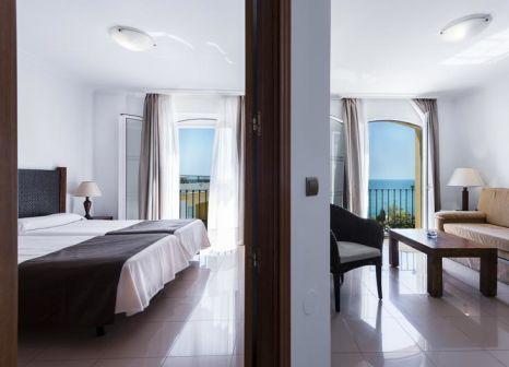Hotelzimmer mit Golf im Toboso Apar-Turis