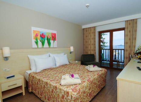 Hotelzimmer mit Tischtennis im Diamond of Bodrum Hotel