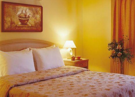Hotelzimmer mit Tischtennis im Dalyan Resort