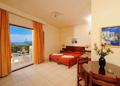 Hotelzimmer mit Animationsprogramm im Maria Lambis Apartments