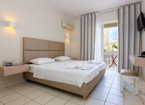 Hotelzimmer mit Tischtennis im Dimitrios Village Beach Resort