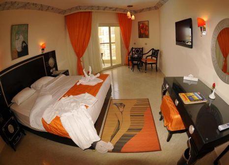 Hotelzimmer mit Yoga im King Tut Resort Hurghada