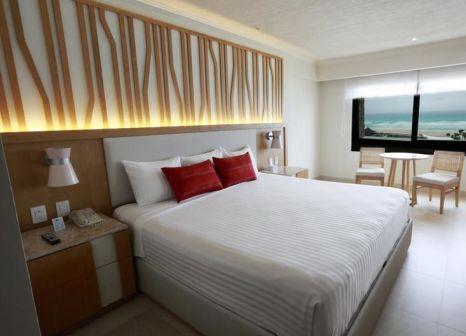 Hotelzimmer mit Volleyball im Royal Solaris Cancun