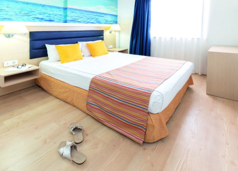 Hotelzimmer mit Minigolf im Club Aqua Plaza