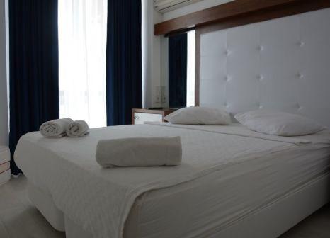Hotelzimmer mit Tischtennis im Asena Hotel