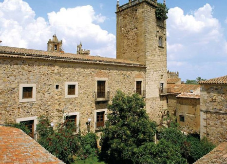 Hotel Parador de Cáceres in Extremadura - Bild von OLIMAR