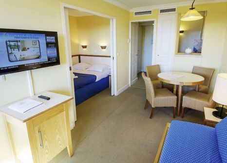 Hotelzimmer mit Golf im Hôtel Soleil de Saint Tropez