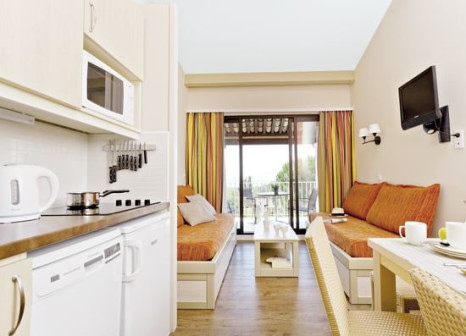 Hotelzimmer mit Fitness im Pierre & Vacances Residence Les Parcs de Grimaud