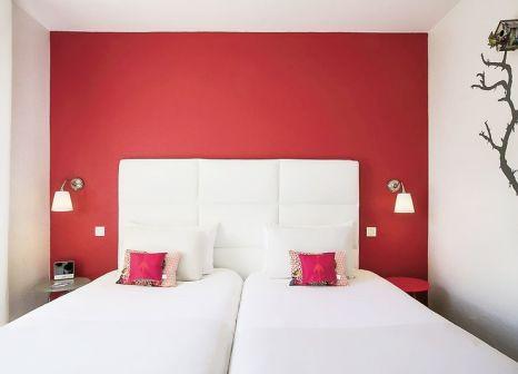 Hotelzimmer mit Fitness im Best Western Hôtel Au Cheval Blanc Mulhouse Nord