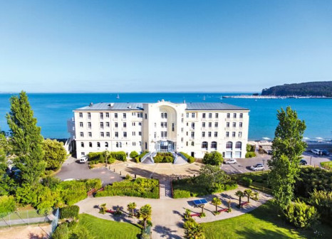 Hotel Belambra Club Le Grand Hôtel de la Mer 5 Bewertungen - Bild von FTI Touristik