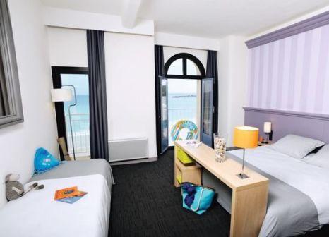 Hotelzimmer mit Tischtennis im Belambra Club Le Grand Hôtel de la Mer