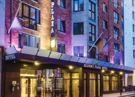 Academy Plaza Hotel in Dublin & Umgebung - Bild von FTI Touristik