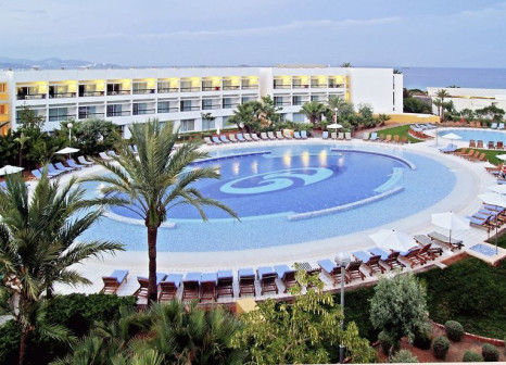 Hotel Grand Palladium Palace Ibiza Resort & Spa in Ibiza - Bild von FTI Touristik