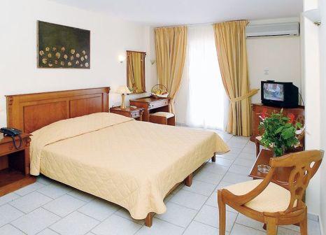 Hotelzimmer mit Tischtennis im Alexander House