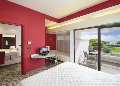 Hotelzimmer mit Yoga im VOI Alimini Resort