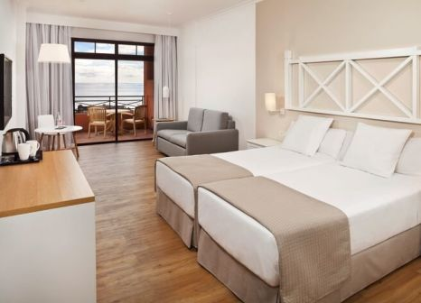 Hotelzimmer mit Yoga im Meliá Jardines del Teide