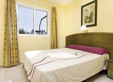 Hotelzimmer mit Fitness im Aparthotel Caleta Garden