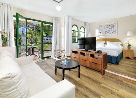 Hotelzimmer mit Tennis im H10 Ocean Suites
