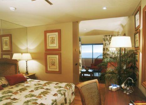 Hotelzimmer mit Mountainbike im Royal Savoy Madeira