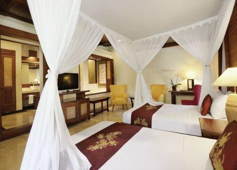 Hotelzimmer mit Yoga im Bali Tropic Resort & Spa