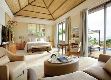 Hotelzimmer mit Fitness im Mulia Resort