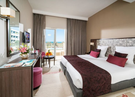 Hotelzimmer mit Yoga im Vincci Rosa Beach