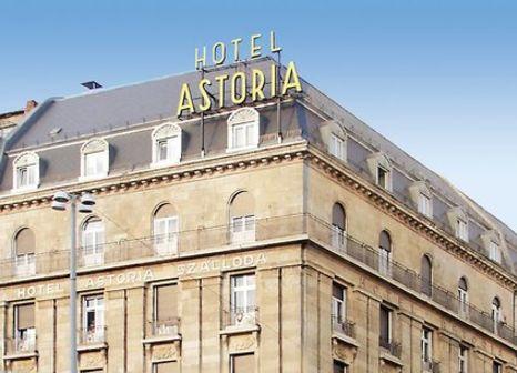 Danubius Hotel Astoria City Center günstig bei weg.de buchen - Bild von FTI Touristik
