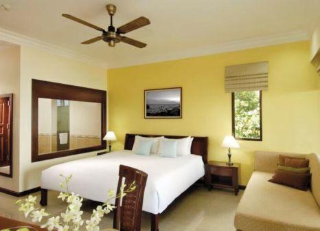 Hotelzimmer mit Mountainbike im Berjaya Langkawi Resort