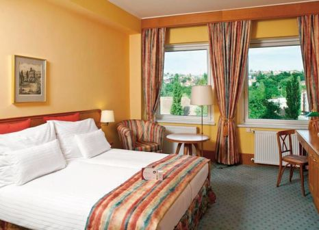 Hotelzimmer mit Aerobic im Hotel International Prague