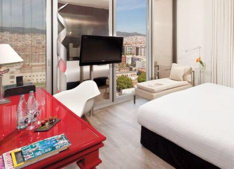 Hotelzimmer im Meliá Barcelona Sky günstig bei weg.de