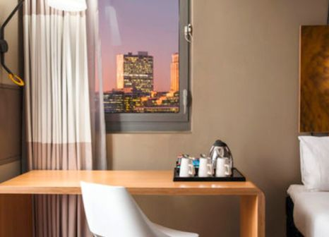 Hotelzimmer mit Aufzug im ibis London City - Shoreditch Hotel